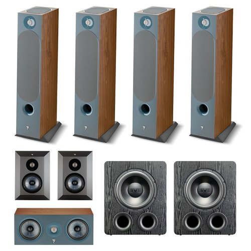 View Larger Image of Chora 7.2.4 Dolby Atmos Home Theater System