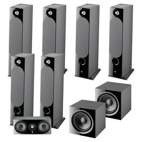 Chora 7.2.6 Channel Dolby Atmos Home Theater System (Black)