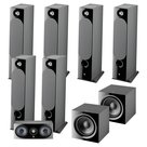 View Larger Image of Chora 7.2.6 Channel Dolby Atmos Home Theater System (Black)
