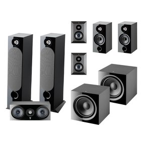 Chora 7.2 Channel Home Theater System (Black)