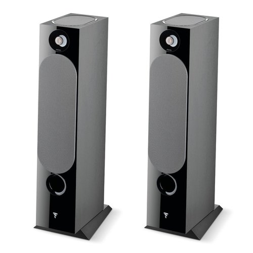 View Larger Image of Chora 826-D Floorstanding Speakers with Built-In Dolby Atmos Modules - Pair (Black)