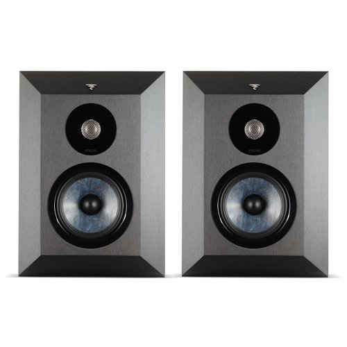 View Larger Image of Chora Surround Speakers - Pair (Black)