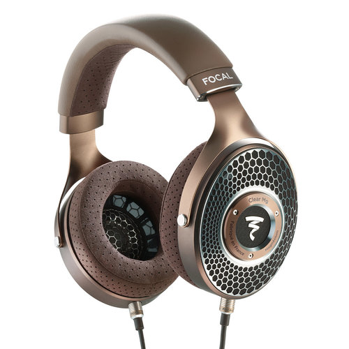 View Larger Image of Clear MG Open-Back High-Fidelity Over-Ear Headphones