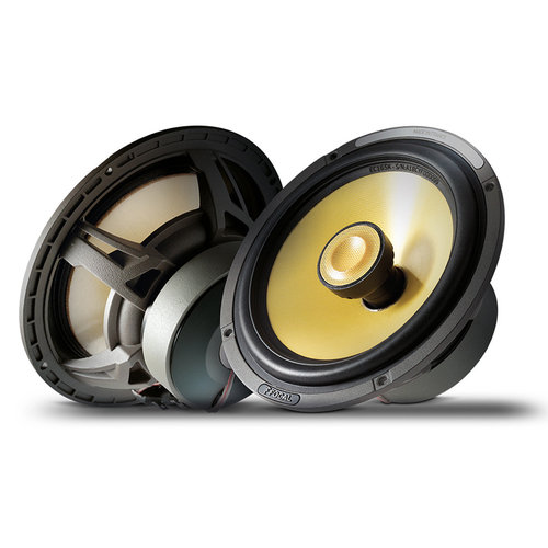 "View Larger Image of EC 165 K 6-1/2"" K2 Power 2-Way Coaxial Speakers"