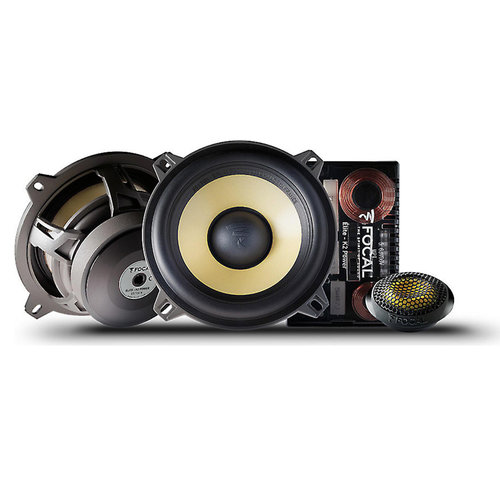 """View Larger Image of ES 130 K 5-1/4"""" K2 Power 2-Way Component Speakers"""