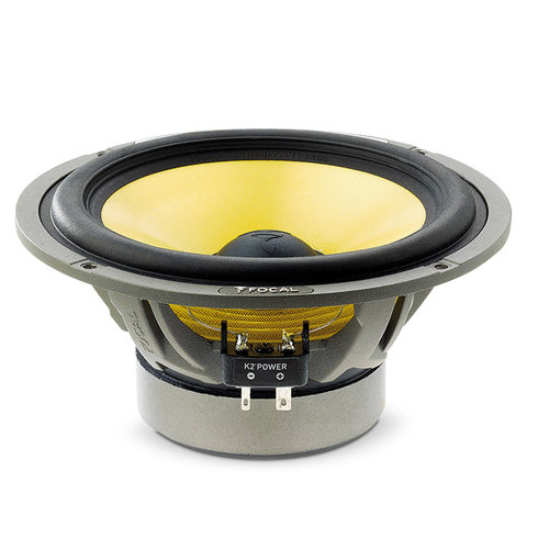 "View Larger Image of ES 165 K 6-1/2"" K2 Power 2-Way Component Speakers"