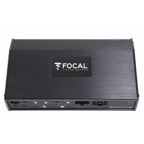 View Larger Image of FDP Sport Motorcycle/All-Terrain Vehicle 4-Channel Amplifier