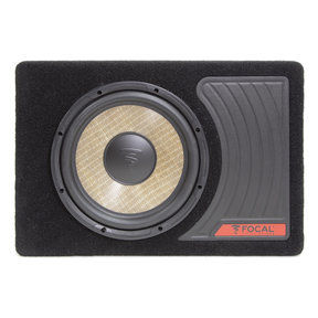 """Flax Universal 10"""" Subwoofer Enclosure with P25FS Subwoofer"""