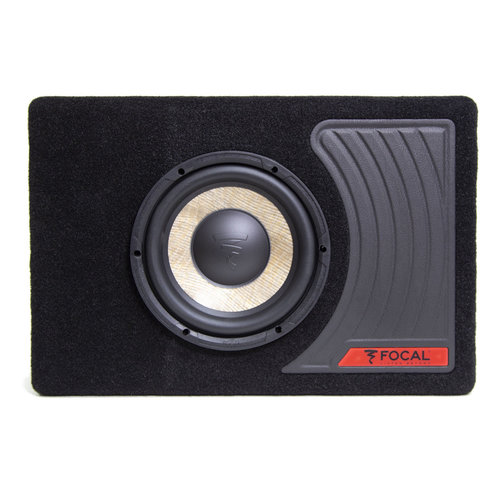 """View Larger Image of Flax Universal 8"""" Subwoofer Enclosure with P20F Subwoofer"""