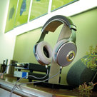 View Larger Image of Clear Over-Ear Headphones with Arche DAC and Headphone Amp