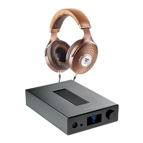 Stellia Over-Ear Headphones with Arche DAC and Headphone Amp