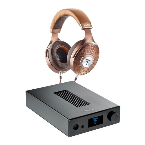 View Larger Image of Stellia Over-Ear Headphones with Arche DAC and Headphone Amp