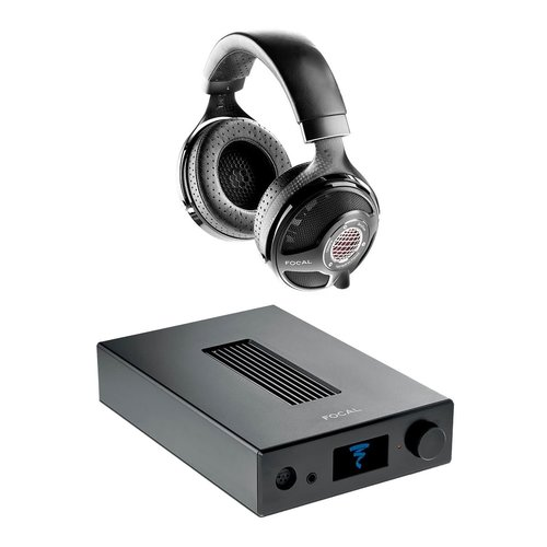 View Larger Image of Utopia Over-Ear Headphones with Arche DAC and Headphone Amp