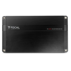 FPX 4.400SQ 70 Watts x 4 Compact Class AB 4-Channel Amplifier