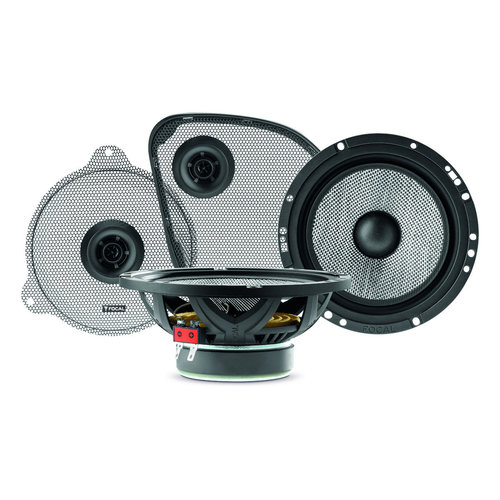 """View Larger Image of HDA 165-2014 6-1/2"""" 2-Way Component Speaker System for Select Harley Davidson Motorcycles"""