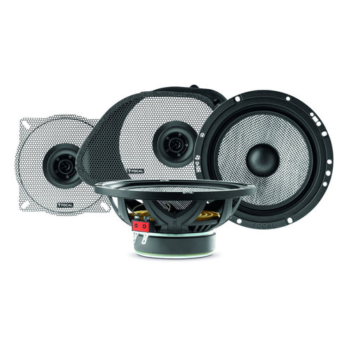 "View Larger Image of HDA 165-98/2013 6-1/2"" 2-Way Component Speaker System for Select Harley Davidson Motorcycles"