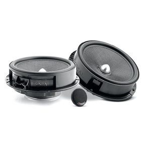 """IC 165 VW  2-Way 6-1/2"""" Coaxial Speakers for Select Volkswagen Models"""