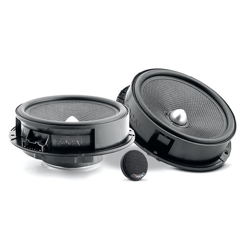 """View Larger Image of IC 165 VW  2-Way 6-1/2"""" Coaxial Speakers for Select Volkswagen Models"""