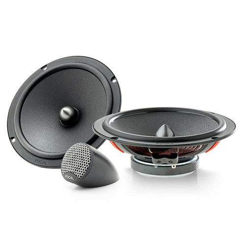 """View Larger Image of ISU 165 Universal Integration 6-1/2"""" 2-Way Component Speakers"""