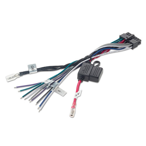 """View Larger Image of IY-AC """"Y"""" Adapter for the Impulse 4.320 Amplifier"""