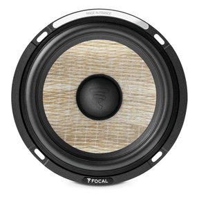 PS 165 FSE Expert Flax Evo Shallow-Mount 2-Way Component Speakers