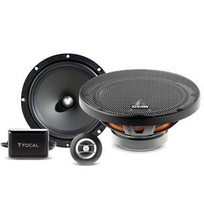 """RSE-165 Auditor 6-1/2"""" 2-Way Component Speakers"""