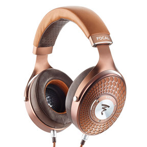 Stellia Closed-Back Circum-Aural Over-Ear Headphones (Cognac)