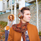 View Larger Image of Stellia Over-Ear Audiophile Headphones with A&K SP2000 Octa-core Portable Music Player (Copper)