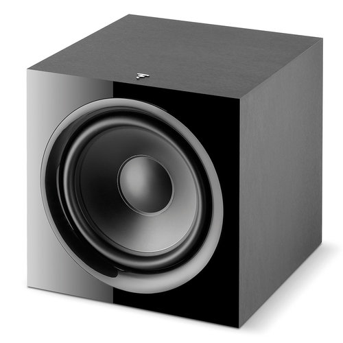 """View Larger Image of Sub 600P Closed 12"""" Subwoofer (Black)"""