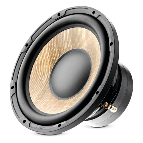 """View Larger Image of Sub P25FE 10"""" Expert Flax 4-Ohm Subwoofer"""