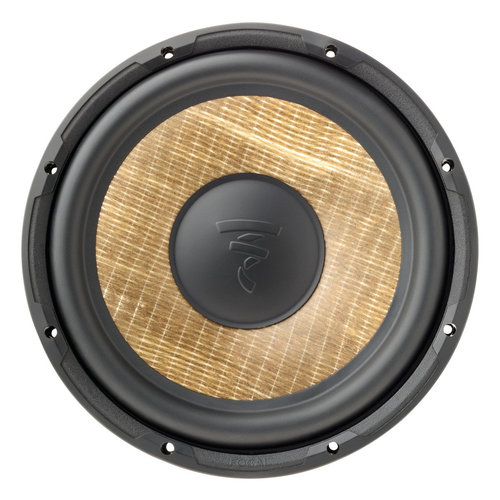 "View Larger Image of Sub P25FSE 10"" Expert Flax Shallow-Mount 4-Ohm Subwoofer"