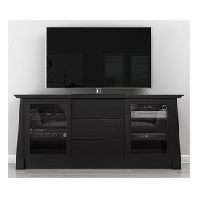 "70"" Formoso TV Stand Media Console (Ebony)"