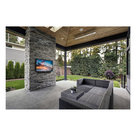 """View Larger Image of FDUP43CBR 43"""" 4K Partial Sun Outdoor TV bundle with 2.1-Channel Soundbar, TV Mount, and Weatherproof TV Cover"""