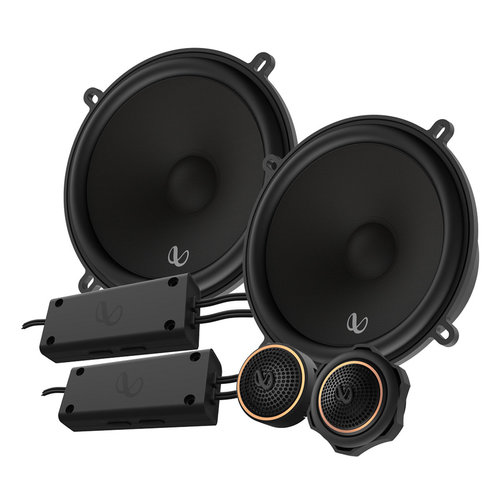 """View Larger Image of Kappa 503CF 5-1/4"""" (133mm) Two-Way Component Speaker System"""