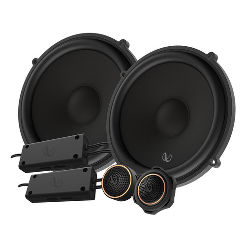 """View Larger Image of Kappa 603CF 6-1/2"""" (165mm) Two-way Component Speaker System"""