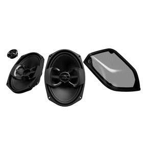 """Kappa Perfect 900X Premium 6"""" x 9"""" Two-Way Speakers for Motorcycles"""