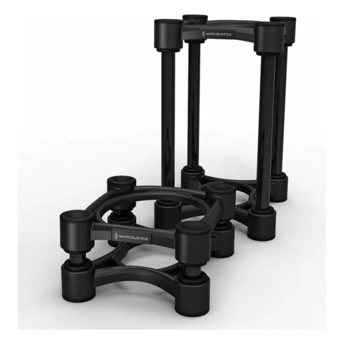 View Larger Image of ISO-130 Isolation Stands for Small Speakers and Studio Monitors (Pair)