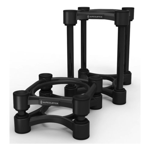 View Larger Image of ISO-155 Isolation Stands for Medium Speakers and Studio Monitors (Pair)