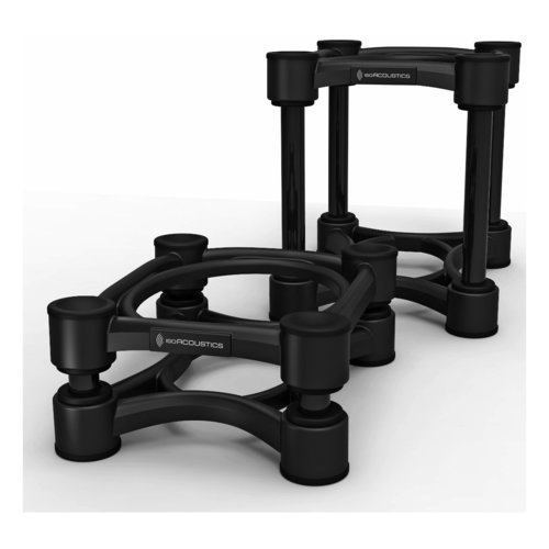 View Larger Image of ISO-200 Isolation Stands for Large Speakers and Studio Monitors (Pair)
