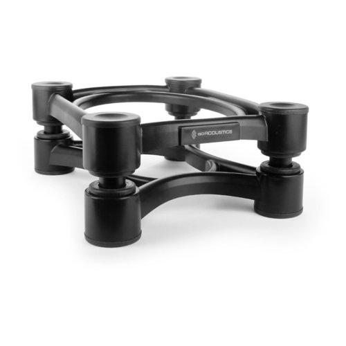 View Larger Image of ISO-200SUB Acoustic Isolation Stand for Subwoofers