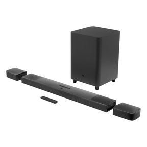 Bar 9.1 Channel 3D Surround Sound Soundbar with Detachable Rear Speakers