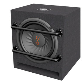 """BassPro Series Powered 8"""" Subwoofer Enclosure with Sub Level Control - Each"""