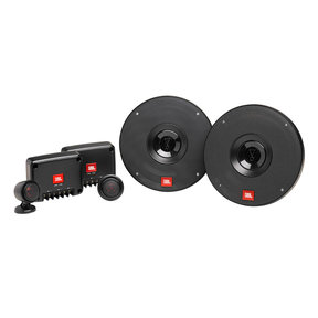 """Club 602CTP 6-1/2"""" 2-Way Component Speaker System with Tweeter Pod"""