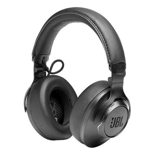 View Larger Image of Club ONE Wireless Over-Ear Headphones with Noise Cancelling (Black)