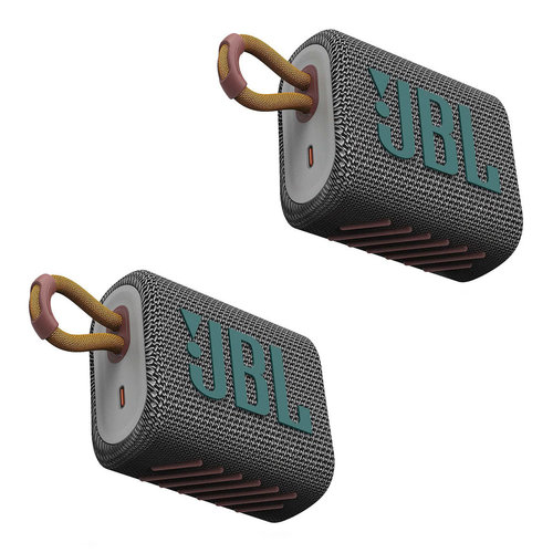 View Larger Image of GO 3 Portable Bluetooth Waterproof Speakers - Pair