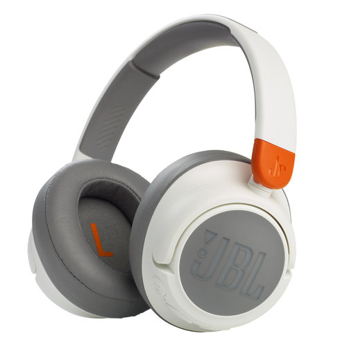 View Larger Image of JR460NC Wireless Over-Ear Noise Canceling Kids Headphones