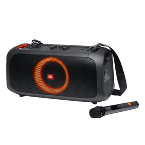 PartyBox On-the-Go Powerful Portable Bluetooth Party Speaker with Dynamic Light Show