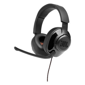 Quantum 200 Over-Ear Gaming Headphones (Black)