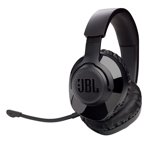 View Larger Image of Quantum 350 Wireless Over-Ear PC Gaming Headset with Detachable Boom Mic (Black)