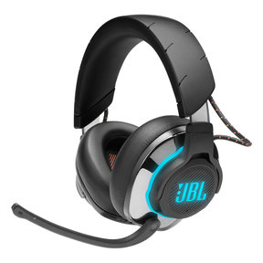 Quantum 800 Wireless Over-Ear Gaming Headset (Black)